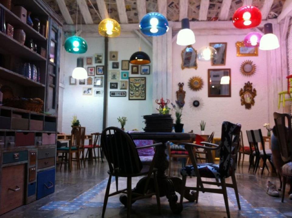 Restaurantes románticos en Zaragoza