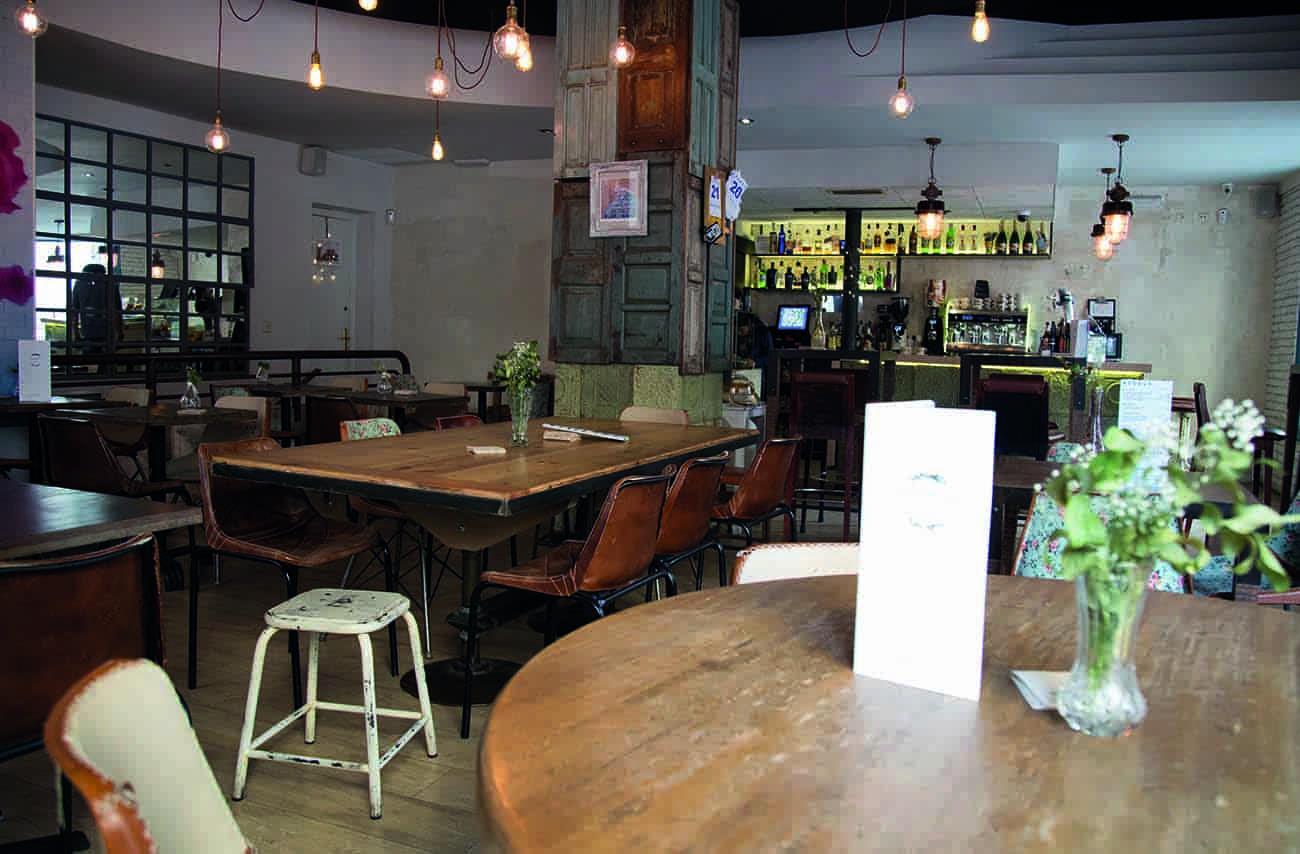 cafeterías con encanto en Zaragoza: la clandestina