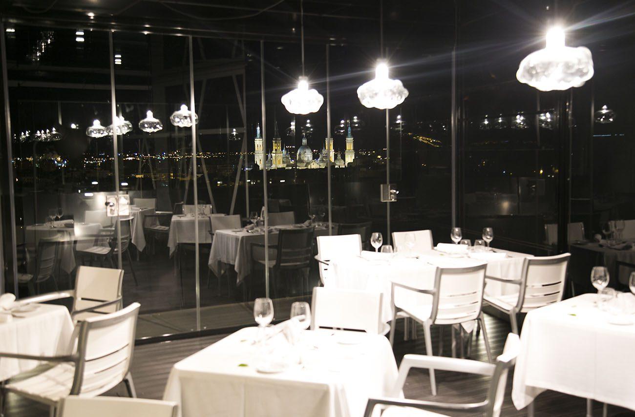 restaurantes romanticos Zaragoza