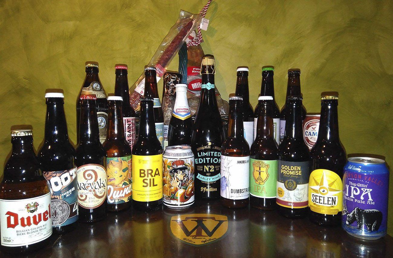 cervecerias zaragoza william wallace