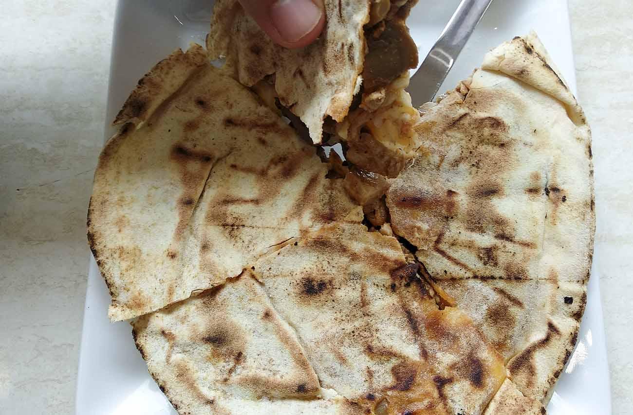 la feria zaragoza restaurante libanes