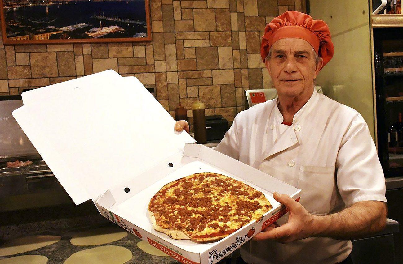 pizzerias en zaragoza pomodoro