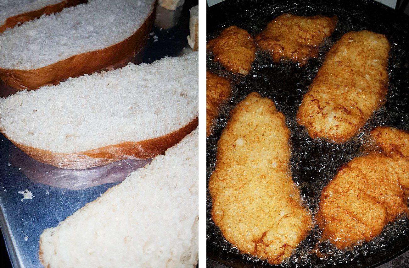 torrijas en zaragoza tartas melba