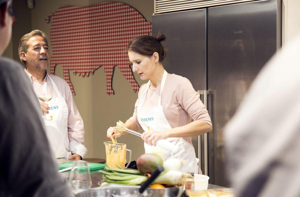 la zarola cursos de cocina en zaragoza