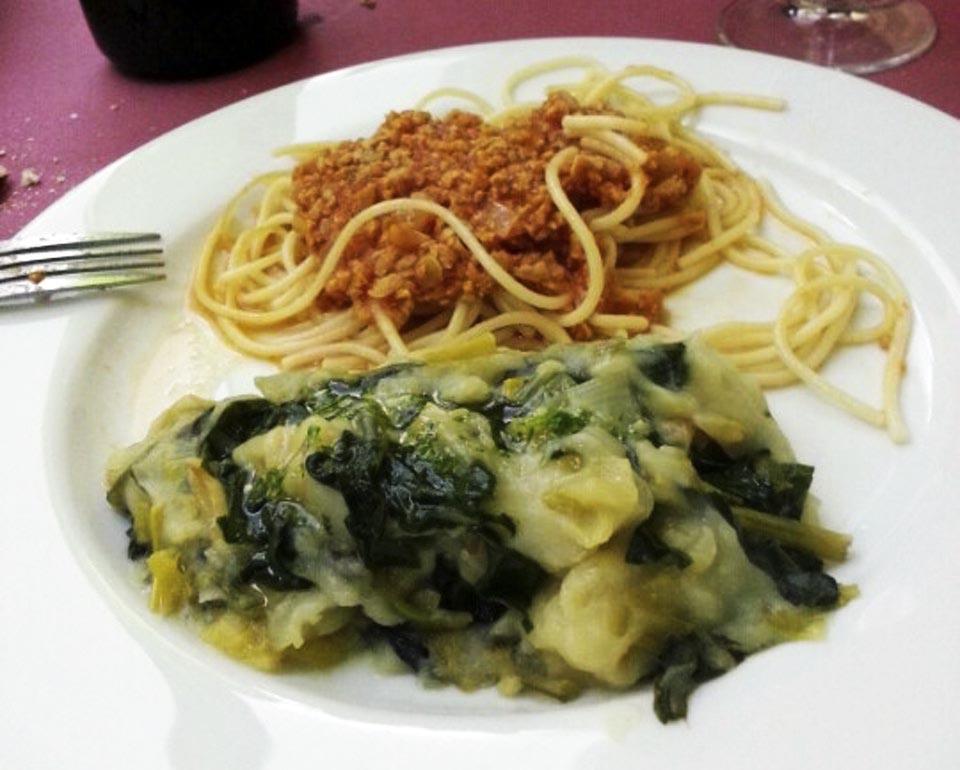 La olla vegetal zaragoza