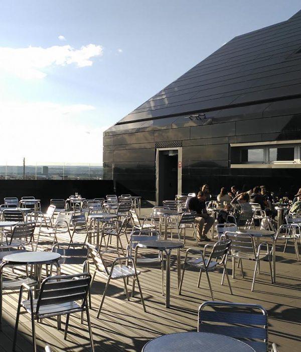 terrazas en zaragoza restaurante quema