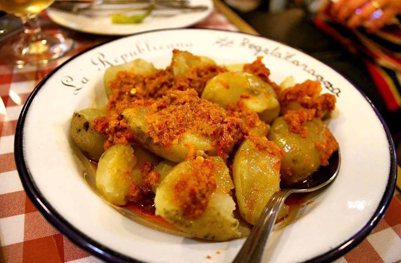 patatas bravas zaragoza