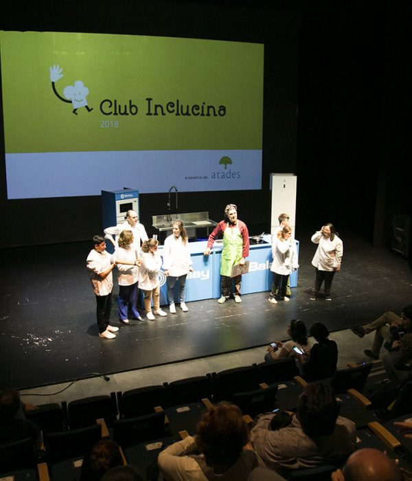 gala club inclucina atades