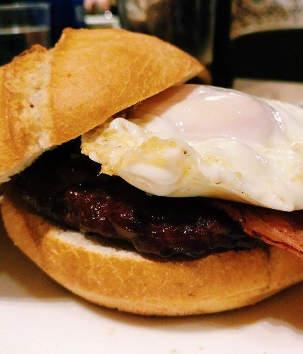 hamburguesería Zaragoza