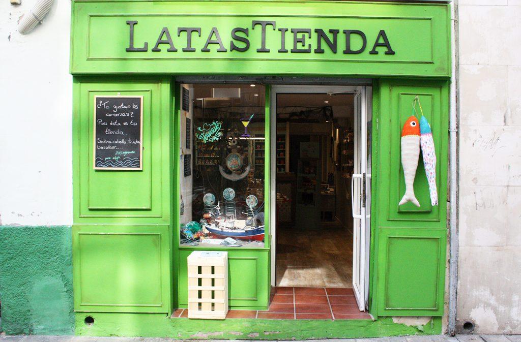 LatasTienda Zaragoza