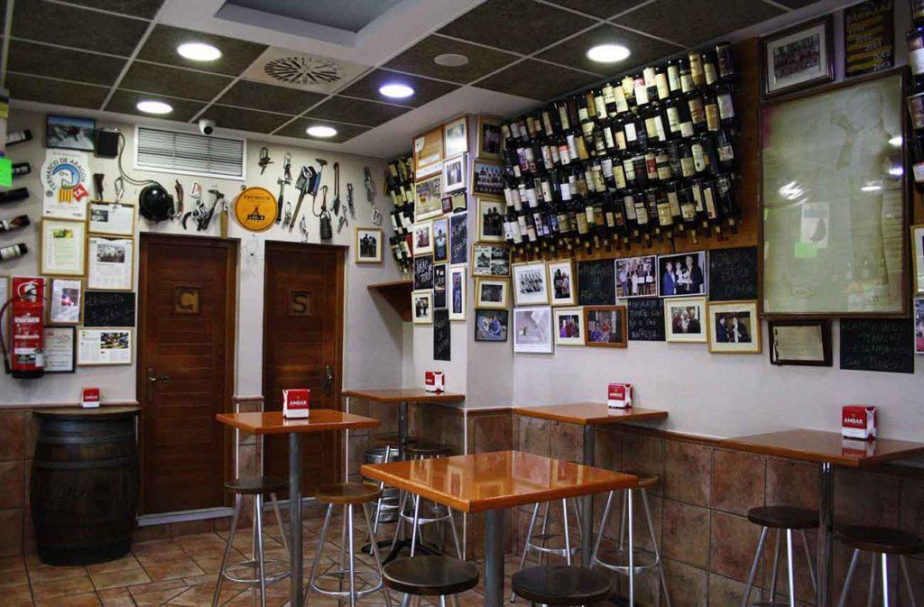 Bar Cervino Zaragoza