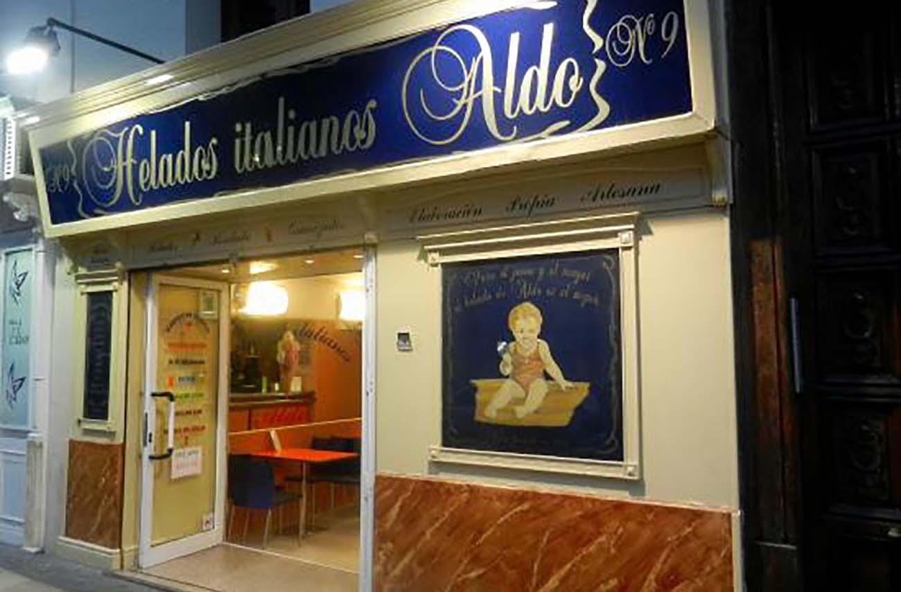 Helados Italianos Aldo Zaragoza