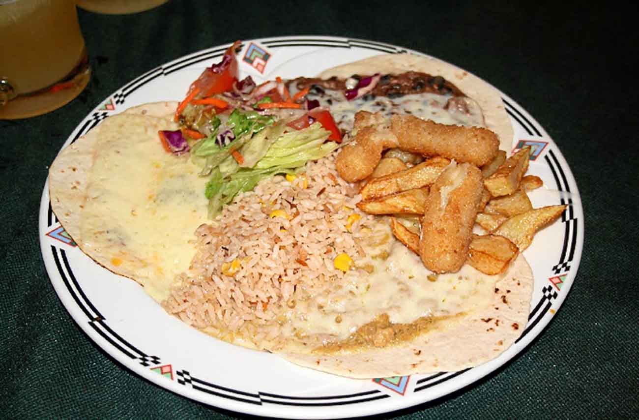 Comida Mexicana Zaragoza - El Mesón de Jalisco
