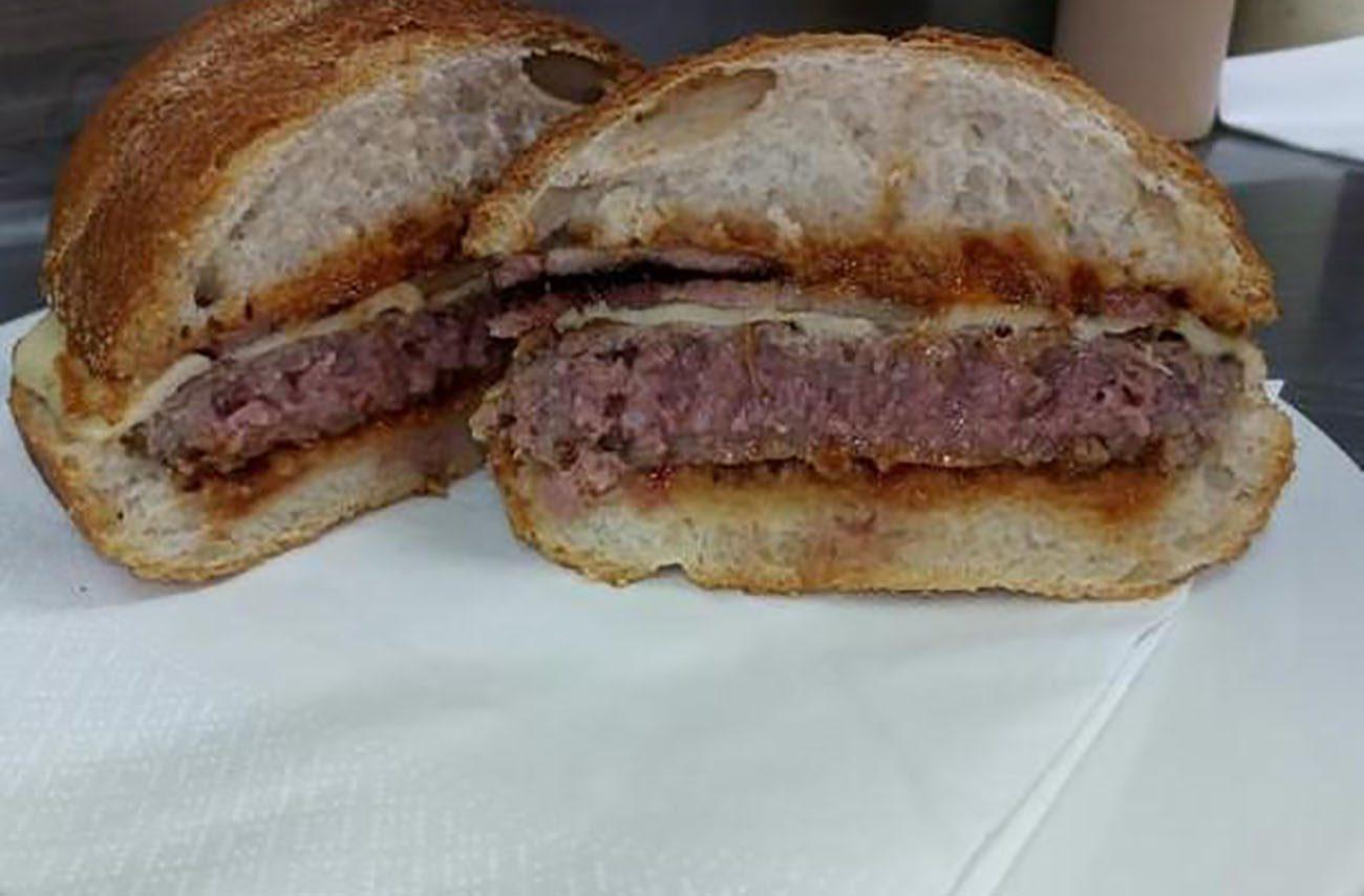 hamburguesas desconocidas Zaragoza