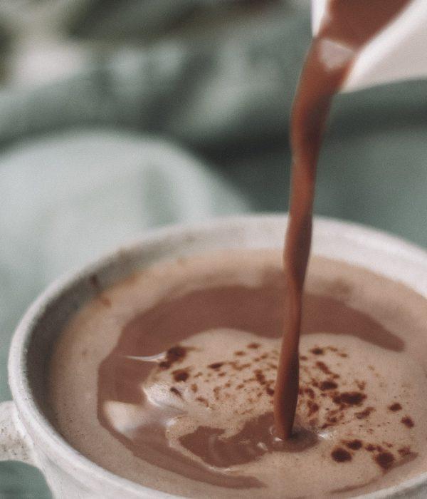 chocolate monasterio de piedra