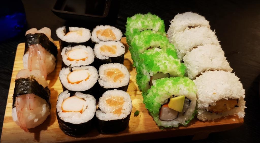 sushi en zaragoza