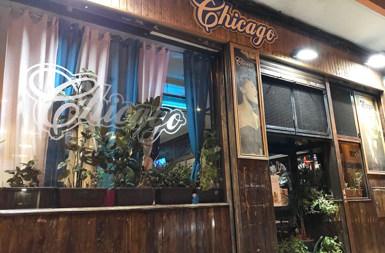 Bar Chicago