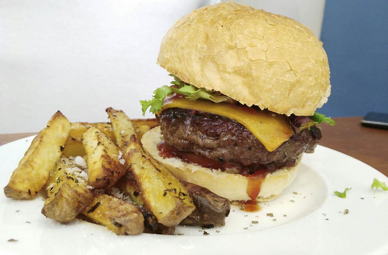 morroputa hamburguesa