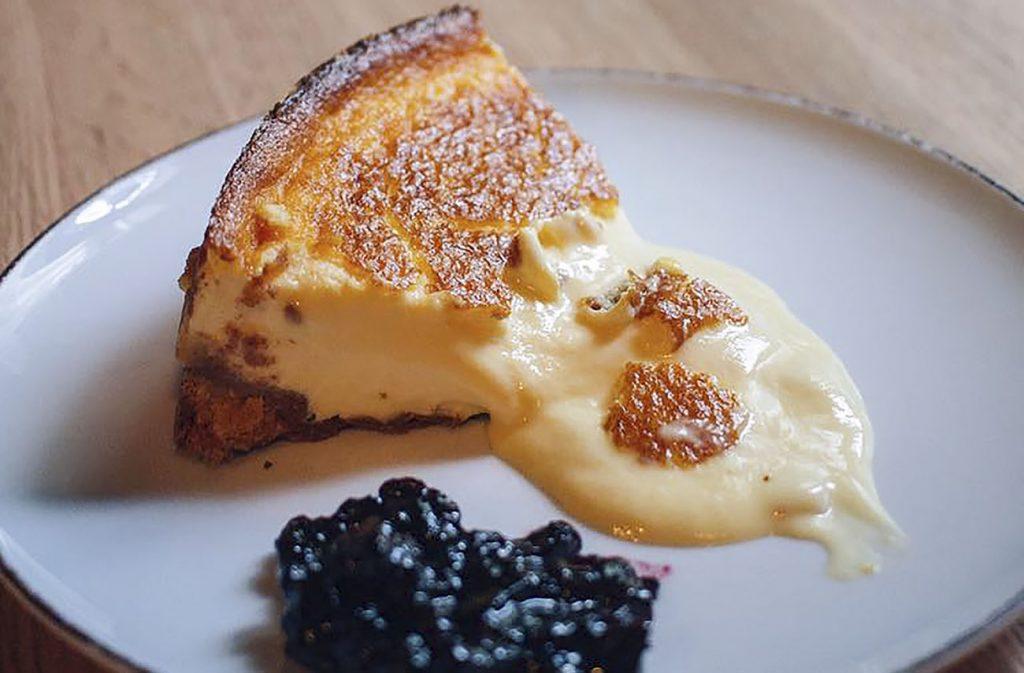 tarta de queso zaragoza