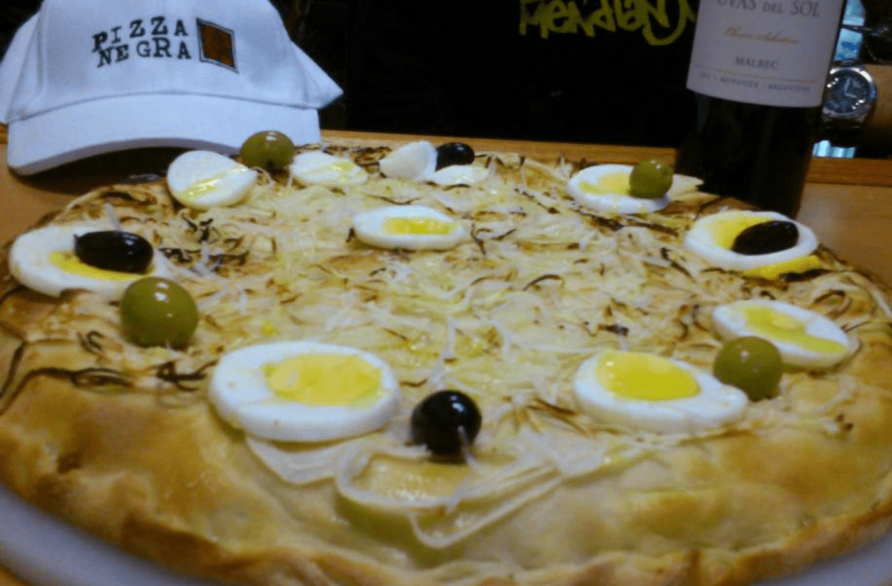 pizza en Zaragoza
