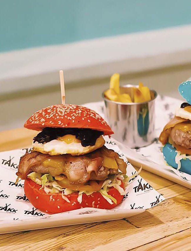 takk burgerbar