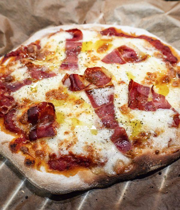 pizza casera high grossery