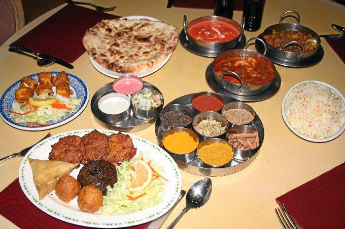 Restaurante hindú zaragoza