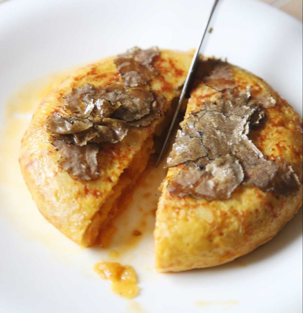 tortilla zaragoza