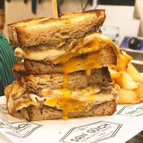 sandwich zaragoza