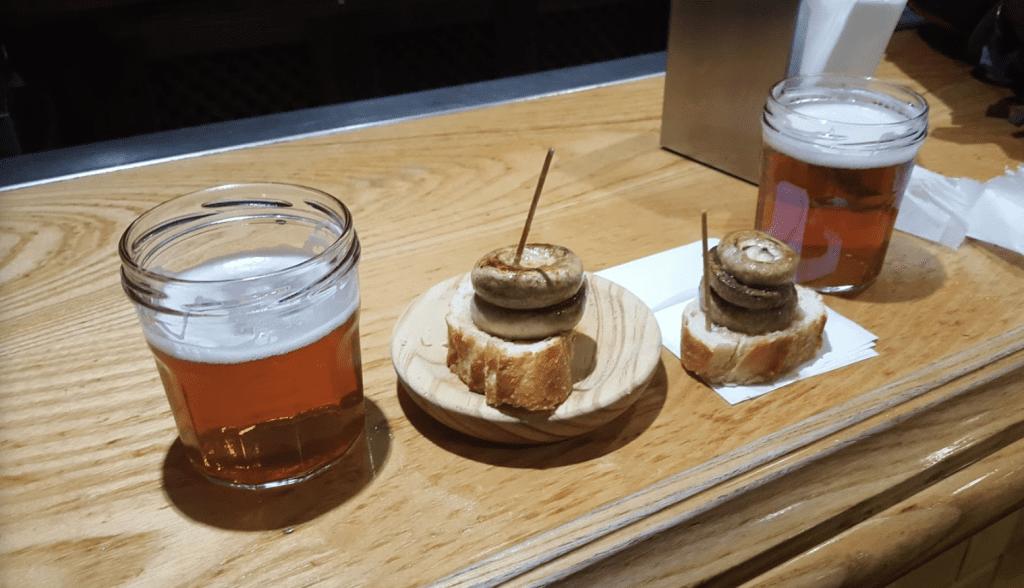 Bar con barra: Bar Champi