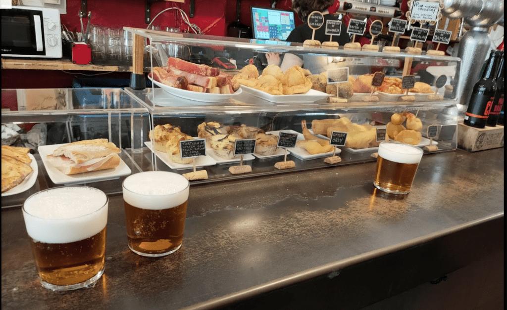 Bar con barra: Bar Entalto