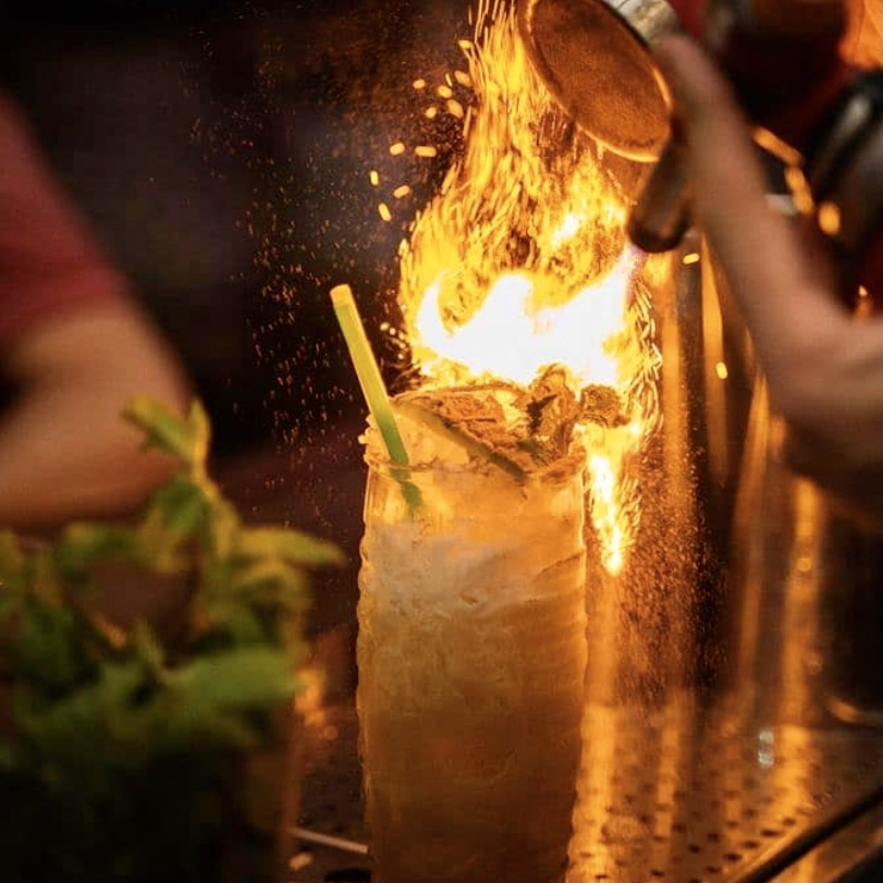 Mejores cócteles Zaragoza: Chilimango Bar