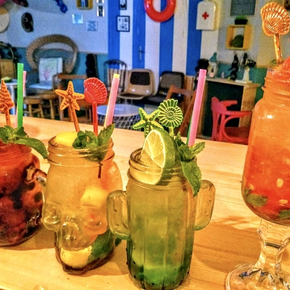 Mejores cócteles Zaragoza: Loco Yibril