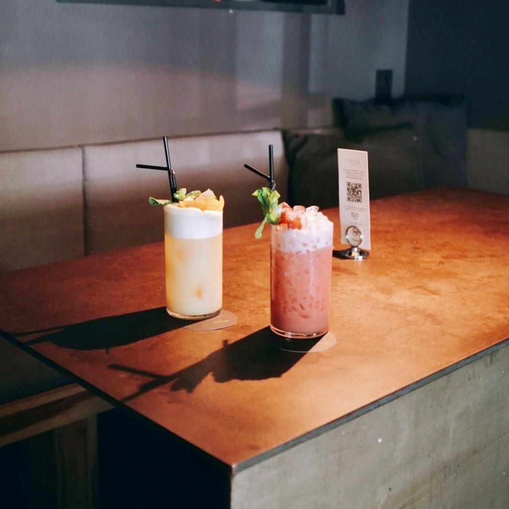 Mejores cócteles Zaragoza: Ginger Fizz Bar