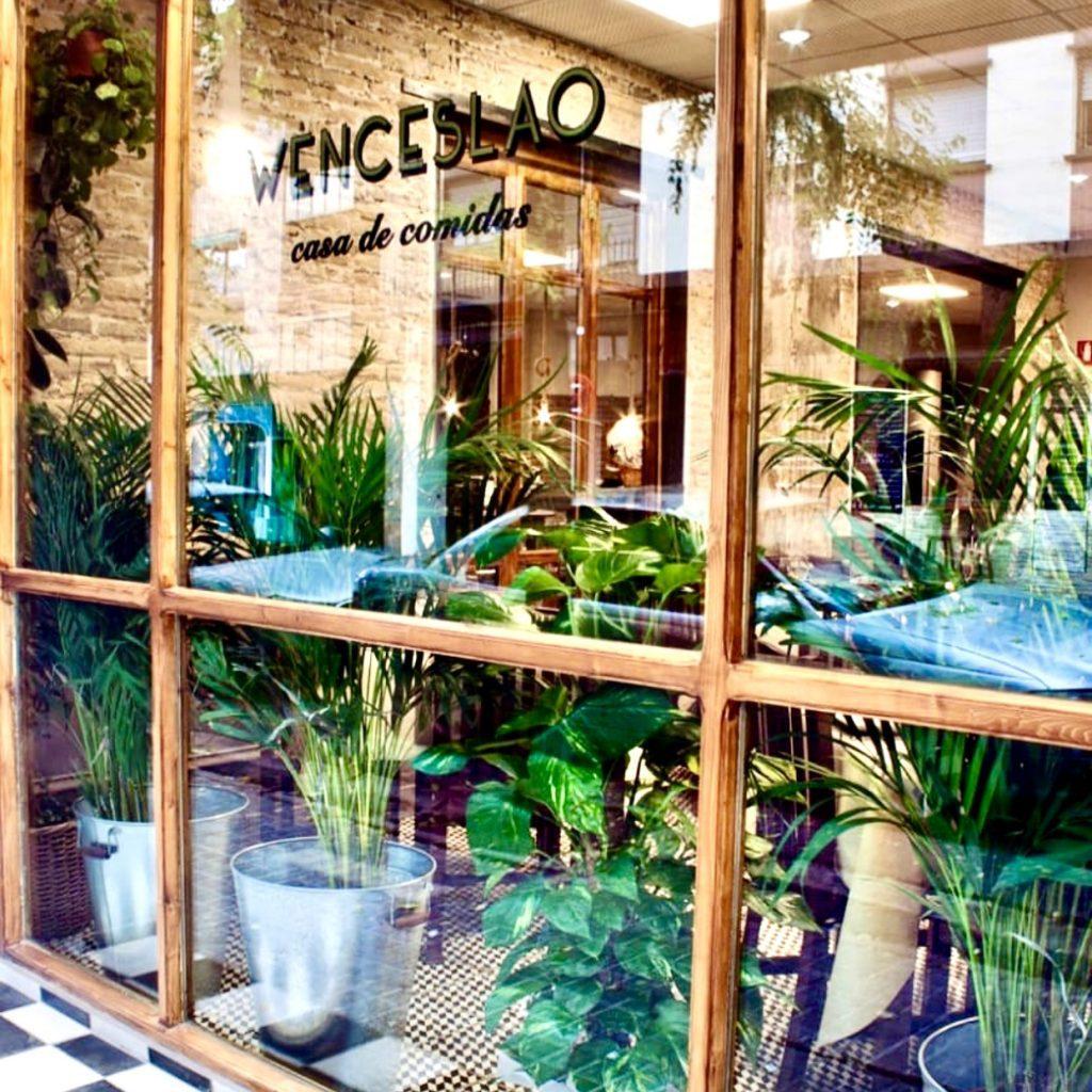 Restaurantes vacaciones por Zaragoza: Wenceslao