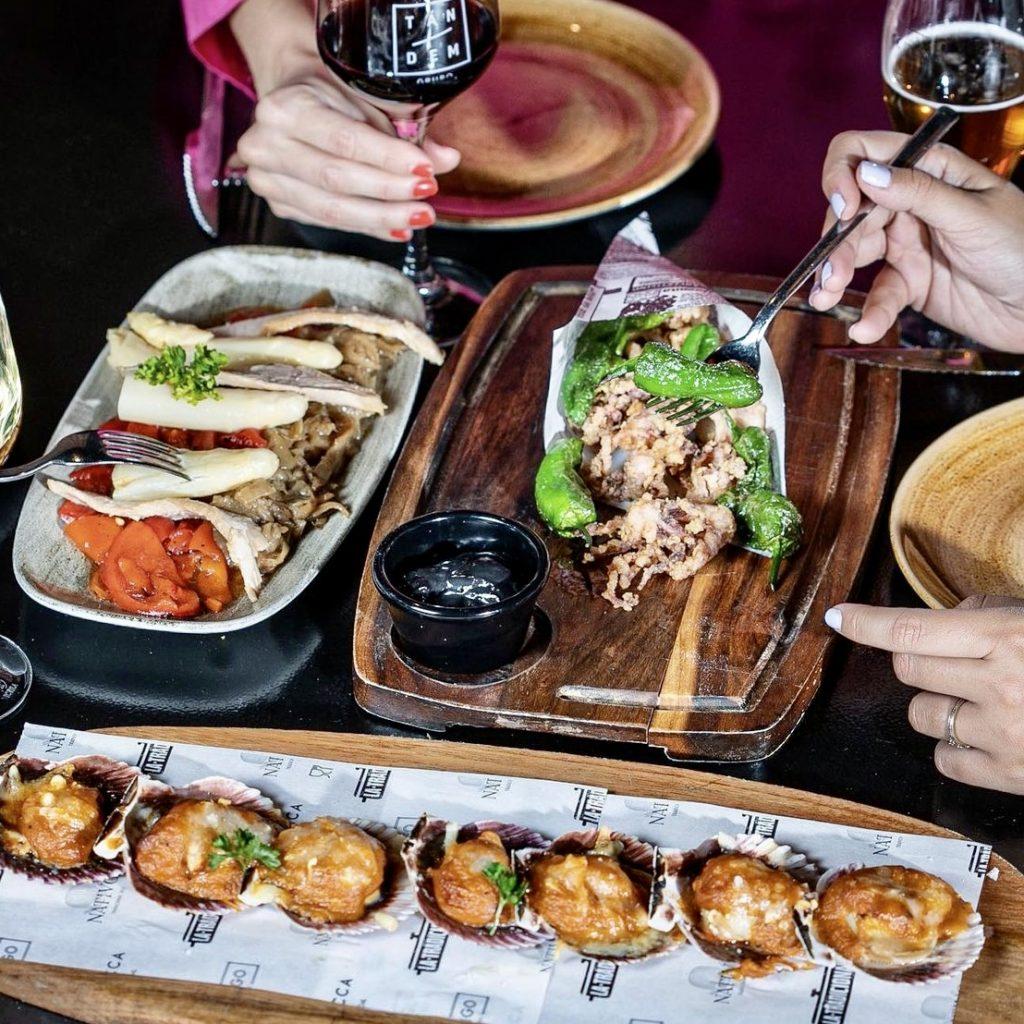 Restaurantes vacaciones por Zaragoza: La Bocca