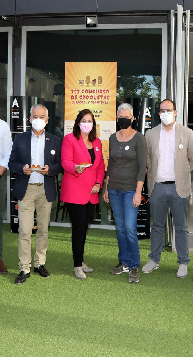 Concurso Croquetas de Zaragoza