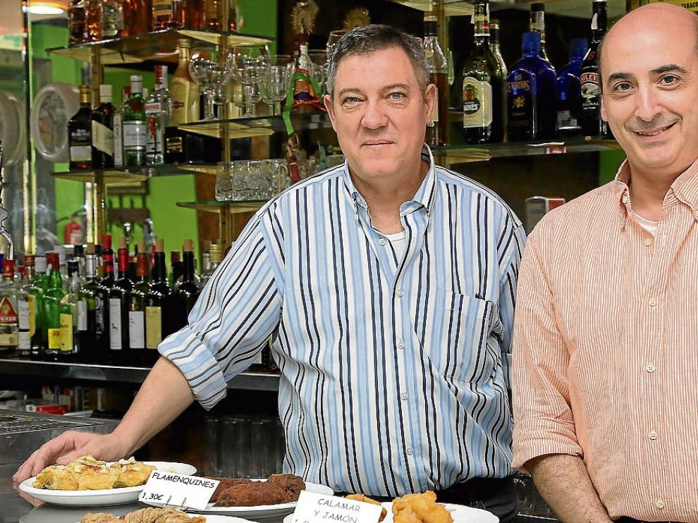 Bar con barra: Bar Naranjo