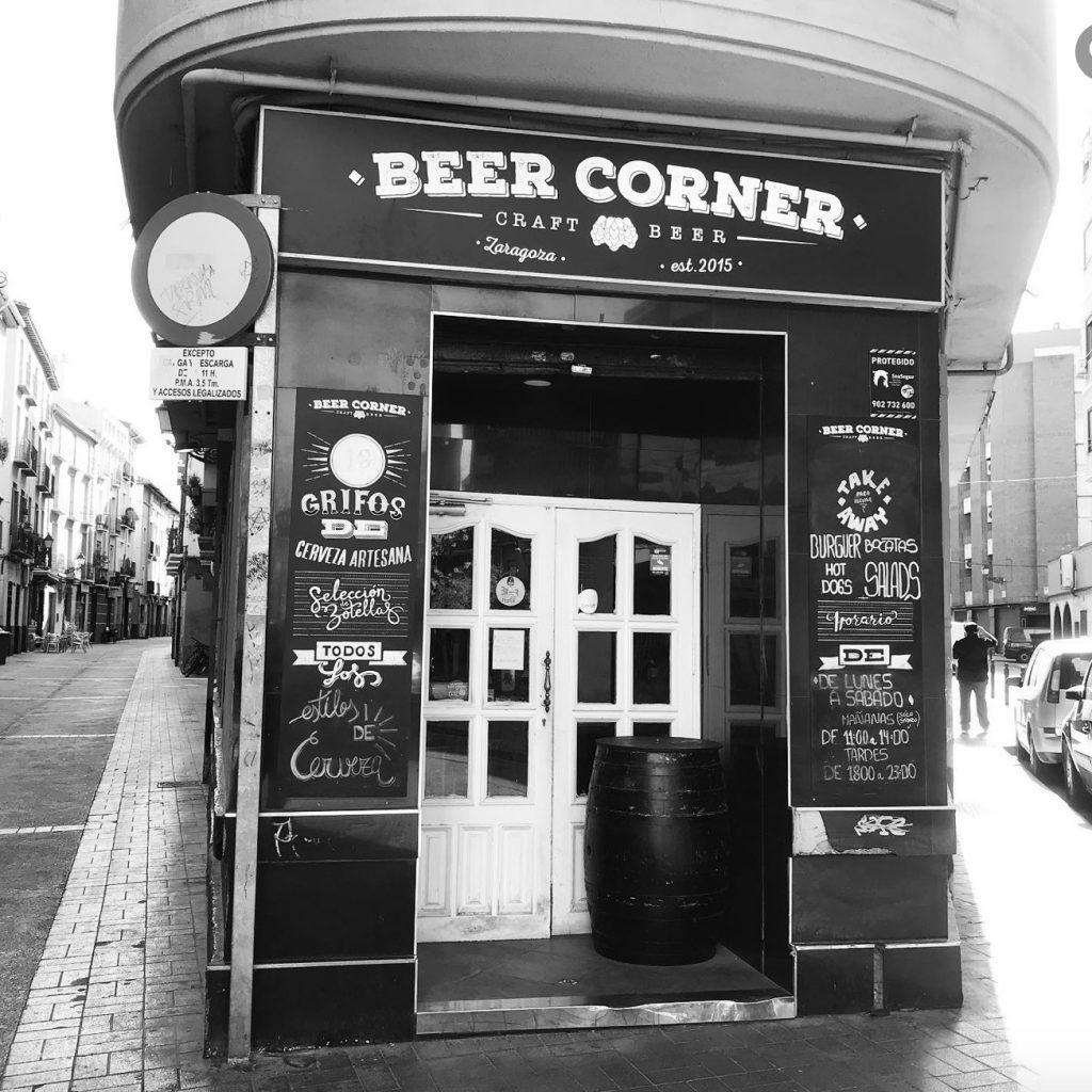 Cervecerías Zaragoza: Beer Corner