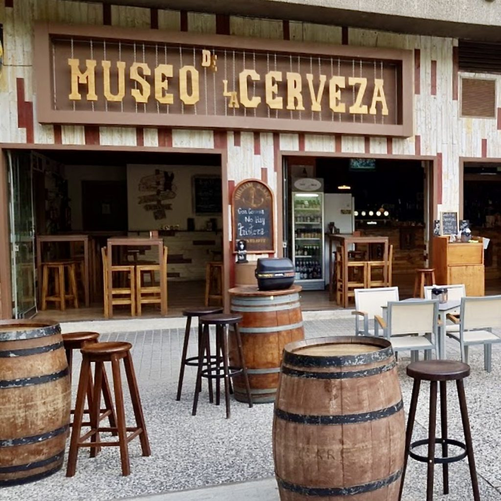 Cervecerías Zaragoza: El museo de la cerveza